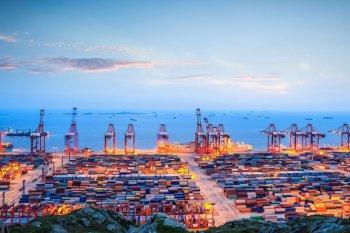 В китайском порту Тяньцзинь стартует строительство нового причала Наньцзян